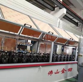 全自动T型龙骨机生产线